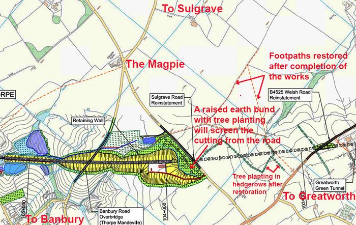 HS2 (HIGH SPEED RAIL) – LATEST INFORMATION « Sulgrave Village Website